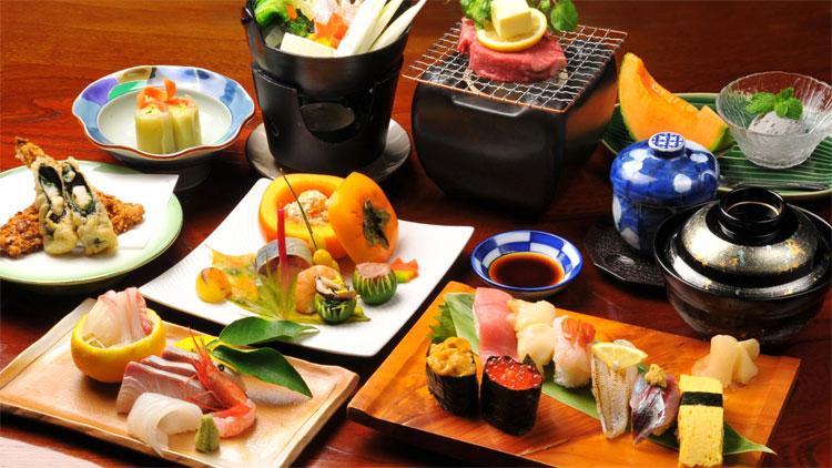 Chế độ ăn uống của người Nhật thì vô cùng hợp lý.