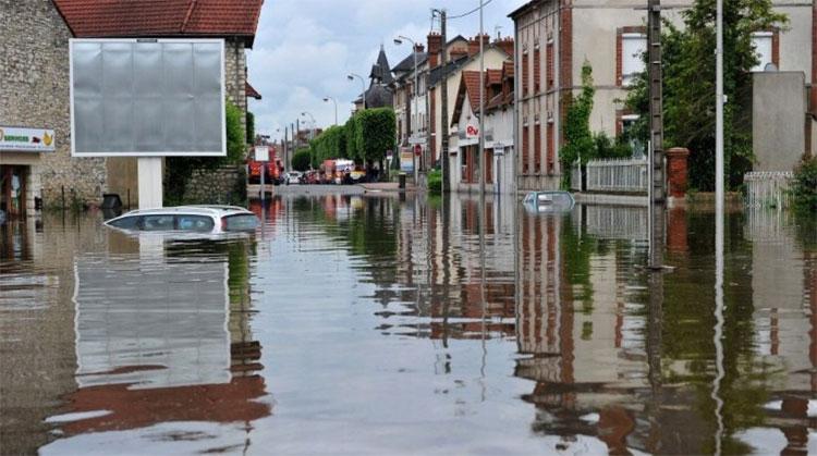Vào năm 2100, 2/3 dân số châu Âu sẽ bị ảnh hưởng bởi thời tiết cực đoan