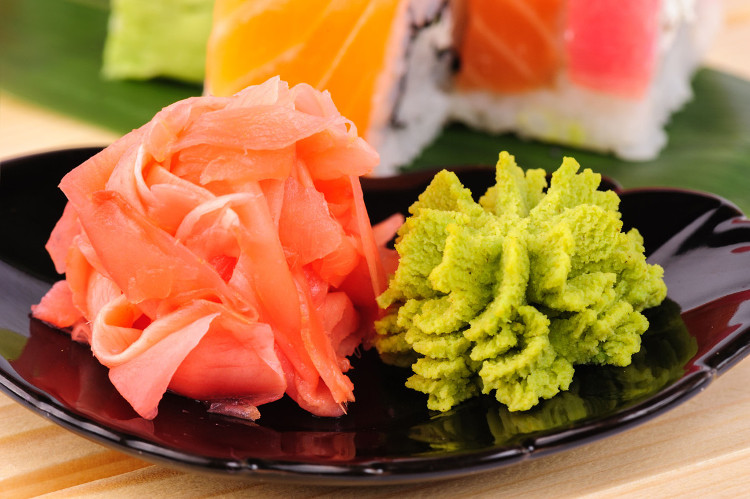 """Rất có thể Wasabi bạn ăn ở cửa hàng này chỉ là wasabi """"fake"""" mà thôi."""