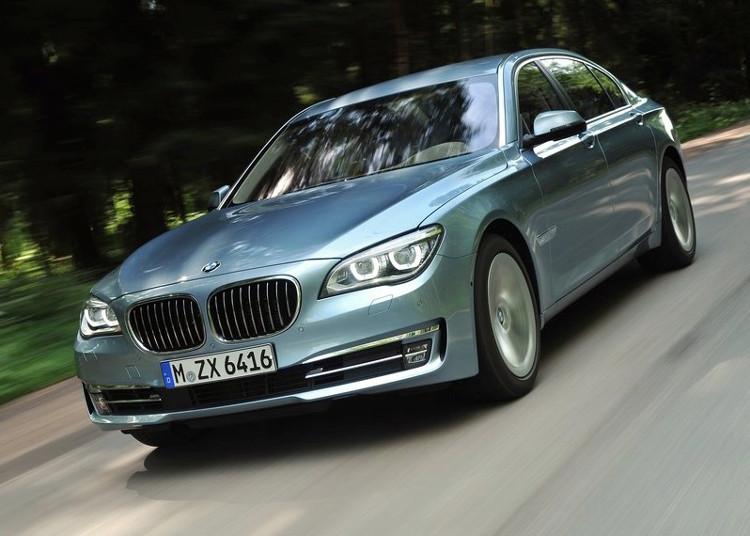 BMW 7-Series ActiveHybrid là mẫu xe Parallel Hybrid tiêu biểu.