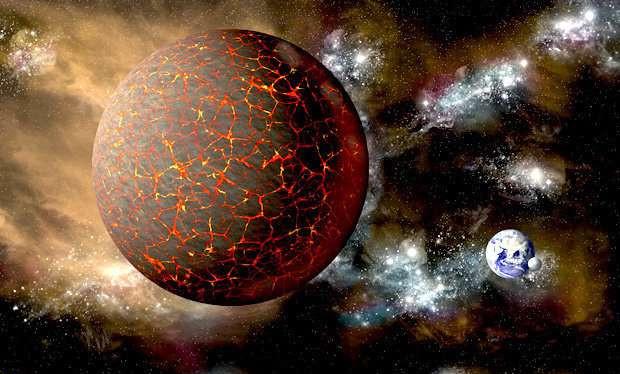 Hành tinh X bí ẩn luôn được cho là có khả năng đâm vào Trái đất.