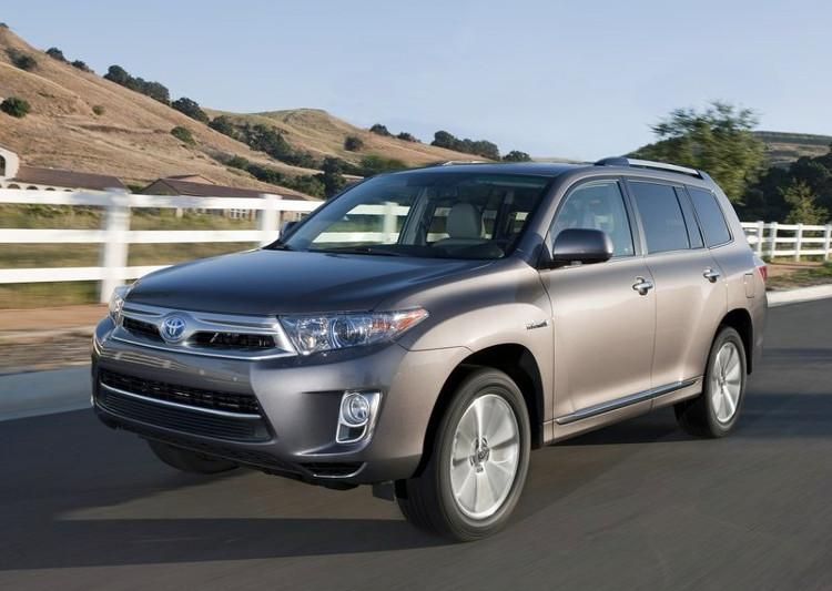 Toyota Highlander Hybrid là một mẫu xe tiêu biểu cho nền tảng Series-Parallel Hybrid.
