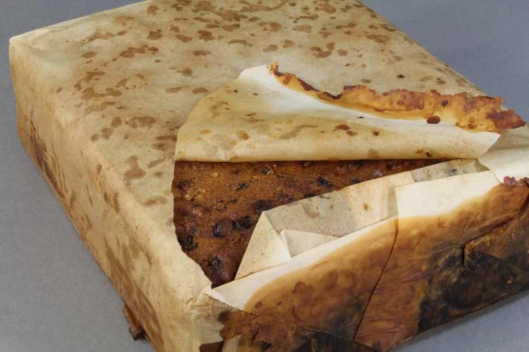 Món bánh ngọt nguyên vẹn ở Nam Cực sau một thế kỷ.