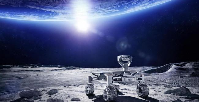 Sự xuất hiện của những trạm LTE trên Mặt trăng sẽ cho phép các robot thăm dò có thể liên lạc với Trái Đất nhanh và tiết kiệm chi phí hơn