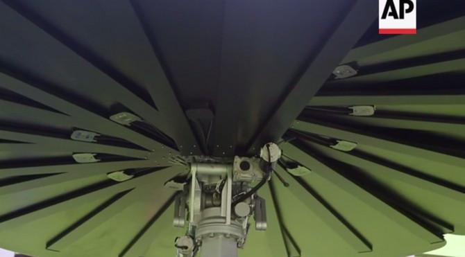 Thiết bị cũng có thể tự động tắt khi phát hiện mặt trời đã lặn