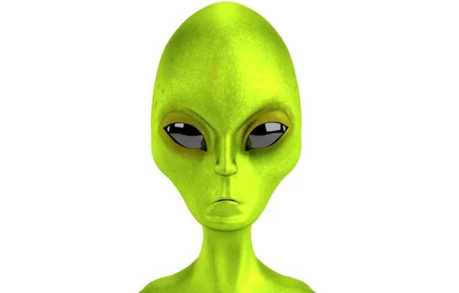 Người ngoài hành tinh trông bề ngoài có vẻ giống với con người chúng ta.