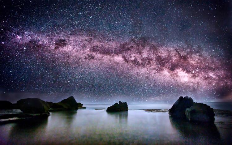 Dải Ngân hà có thể chứa tới 100 triệu hố đen.