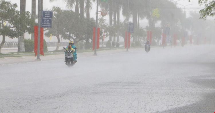 Khu vực Hà Nội từ ngày 15-17/8 có mưa, có lúc mưa vừa, mưa to và rải rác có dông.
