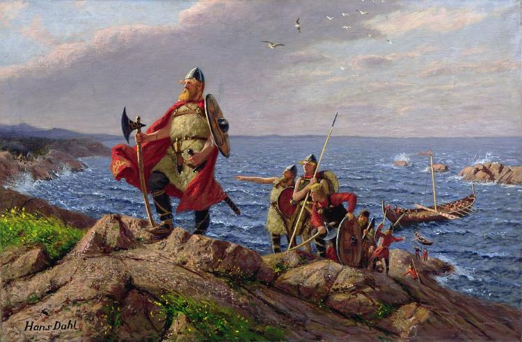 L'Anse aux Meadow được cho là vùng đất Vinland của Leif.
