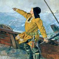 Người khám phá châu Mỹ gần 500 năm trước Columbus