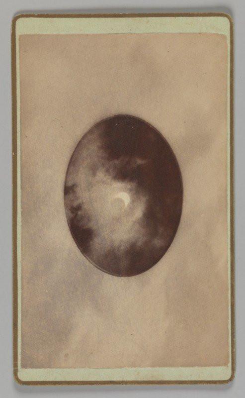 Nguyệt thực vào khoảng năm 1880