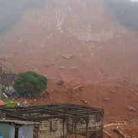 Hàng trăm người chết vì lũ lụt và lở bùn tại Sierra Leone