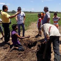 """Mexico: Dân làng tá hỏa vì """"cổng đến địa ngục"""" xuất hiện"""