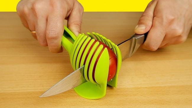 Dao gọt hoa quả hình chiếc lược