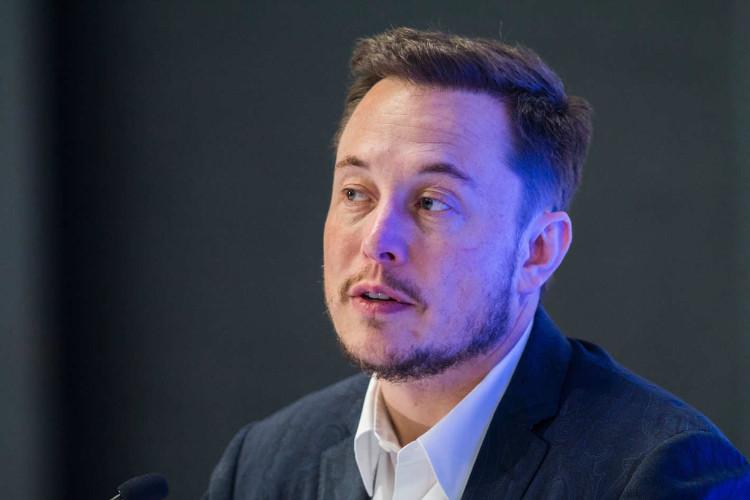 Tỷ phú người Mỹ Elon Musk.