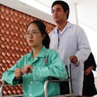 Cô sinh viên bị bệnh lạ chưa từng được ghi nhận trong y văn thế giới