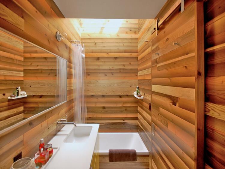 Nhà tắm kiểu Nhật.