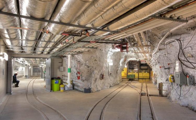 Phòng thí nghiệm Sanford chuyên nghiên cứu vật chất tối.