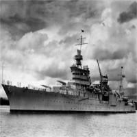Xác tàu chiến Mỹ được tìm thấy sau 72 năm dưới đáy biển