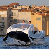 Paris xem xét ý tưởng lái taxi trên sông xuyên thành phố