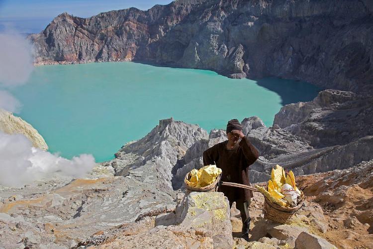 Hồ Kawah Ijen