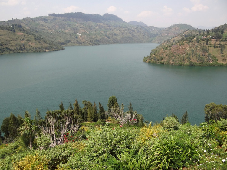 Hồ Kivu