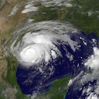 Video: Hình ảnh bão Harvey nhìn từ trạm không gian
