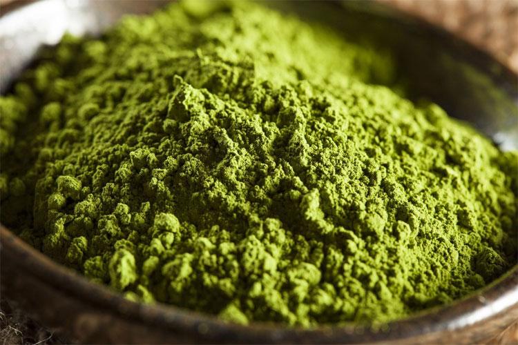 Trà xanh chứa hoạt chất có khả năng kháng bướu.