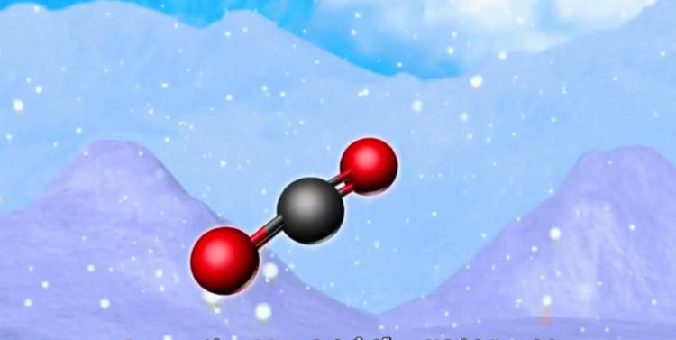 Sự sụt giảm CO2 có thể dẫn tới kỷ băng hà.