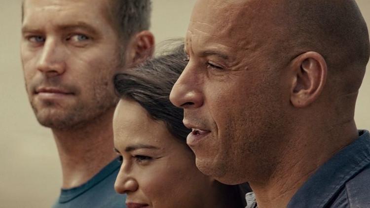Paul Walker trong Furious 7