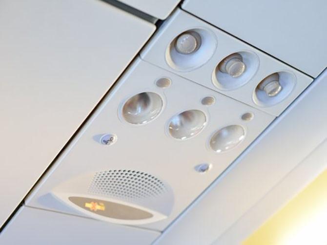 Lỗ thông gió trên máy bay thường bị người ta gán cho những điều xấu không đáng có