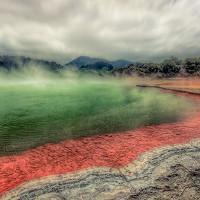Kho vàng triệu đô trong lòng núi lửa ở New Zealand