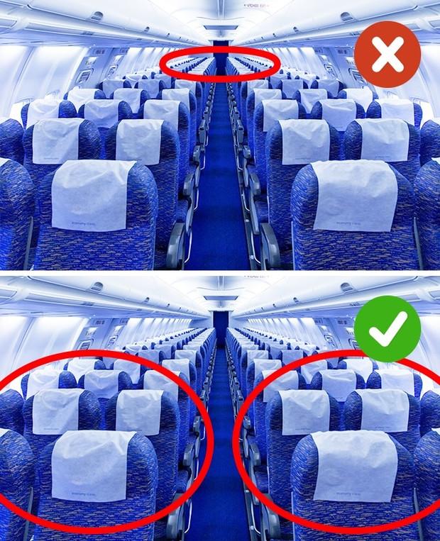Nếu bị say xe bạn không nên ngồi ở ghế phía sau.