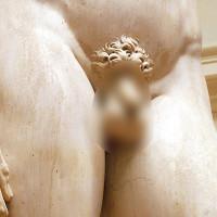 """Lý do các bức tượng Hy Lạp cổ lại có """"chỗ ấy"""" bé một cách thảm thương"""