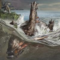 """Hóa thạch """"rồng ngủ"""" vẹn nguyên 112 triệu năm như thế nào?"""