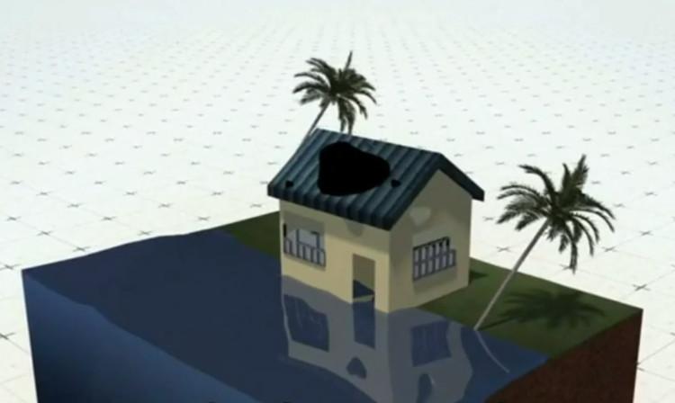 Bão cấp 1 thì chỉ gây thiệt hại nhỏ về nhà cửa.