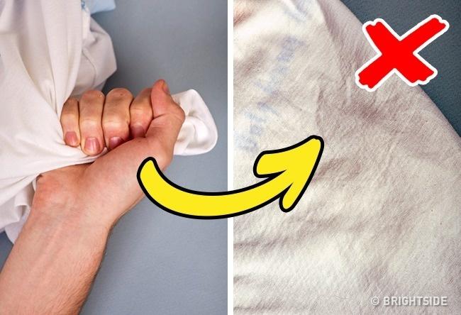 Muốn xem chất lượng vải cotton thế nào, hãy thử vo lại