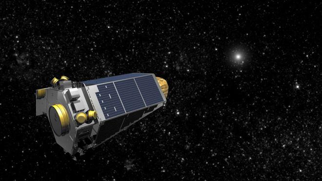 Đây là những nhiệm vụ cuối cùng của tàu vũ trụ Kepler