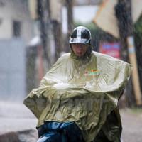 Bắc Bộ vẫn có mưa lớn diện rộng, Trung Bộ chấm dứt nắng nóng