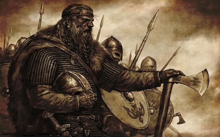 Khó có thể tin tộc Viking hung dữ, man rợ lại sử dụng các chiến binh nữ.