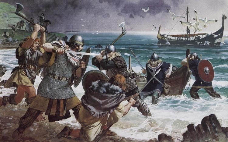 Tộc Viking là một nỗi khiếp sợ tại các vùng ven biển thuộc Bắc Âu và Đông Âu.