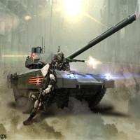 Siêu tăng Armata Nga có thể chiến đấu trên... sao Hỏa