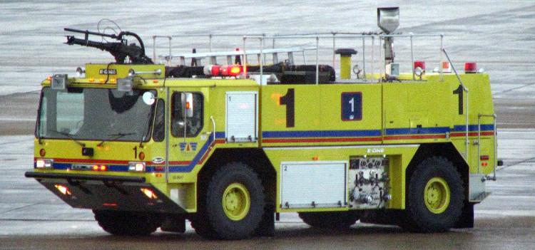 Đã có nhiều cơ sở chữa cháy đã chuyển sang xe chữa cháy màu vàng.