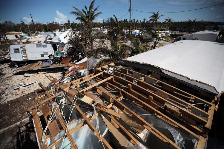 Irma đã làm chết ít nhất 12 người ở bang Florida.