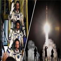 Nga phóng thành công tàu Soyuz lên trạm ISS