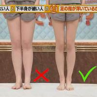"""Đài TBS Nhật Bản chỉ ra nguyên nhân ai cũng mắc khiến chân to như... """"cột đình"""""""