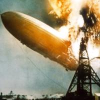 """Thảm kịch """"Titanic trên không"""" chấm dứt thời đại khinh khí cầu"""