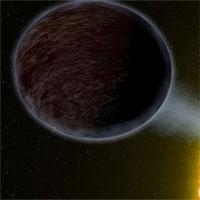 """Hành tinh màu đen """"nuốt chửng"""" 94% ánh sáng"""