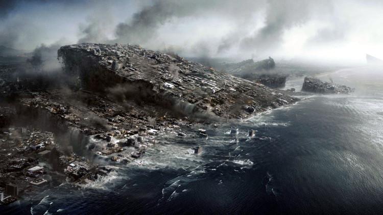 100 năm nữa, nhiệt độ Trái đất tăng cao, gây ra những thảm họa tự nhiên không thể kiểm soát.