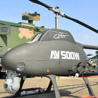Trung Quốc ra mắt trực thăng không người lái có thể tàng hình